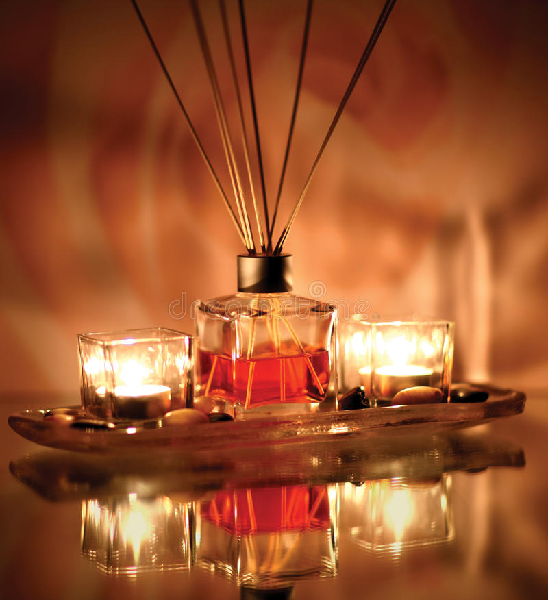 Download Rose Diffuser stock image. Image of home, diffuser, decor - 18173793