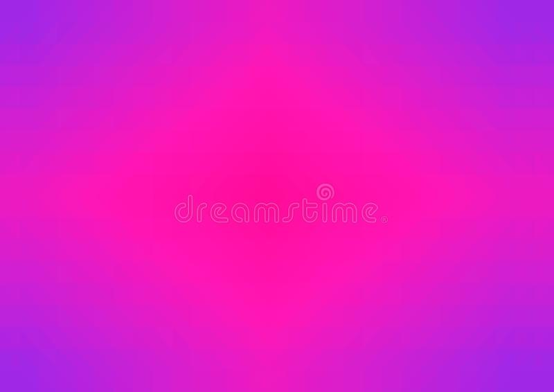 Rose en plastique de fond de r?sum? bas poly, pourpre de proton Triangulation g?om?trique dans le style pourpre et rouge Configur illustration de vecteur