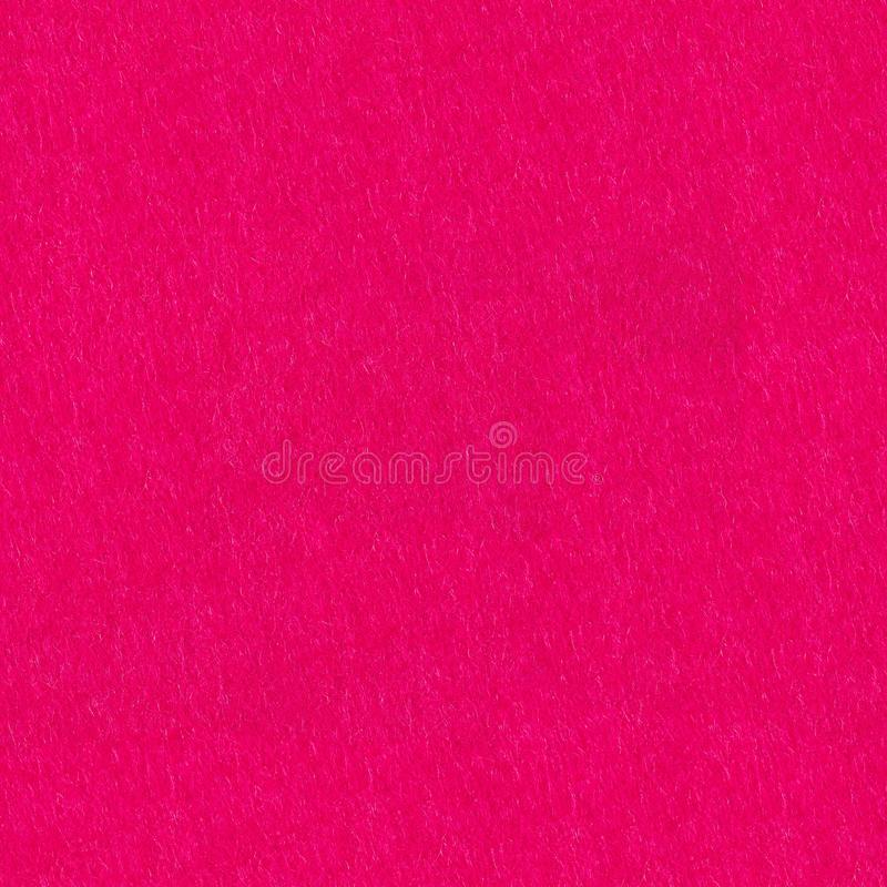 Rose felt texture close-up. Seamless square background, tile ready. High resolution photo royalty free stock photography