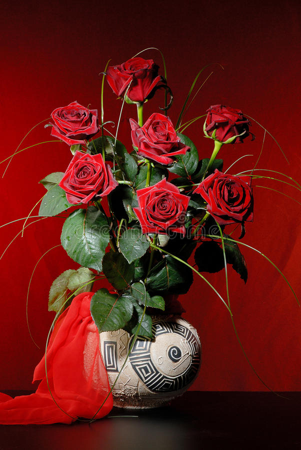 Rose Flower foto de stock