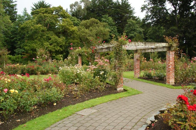 Rose Gardens photos libres de droits