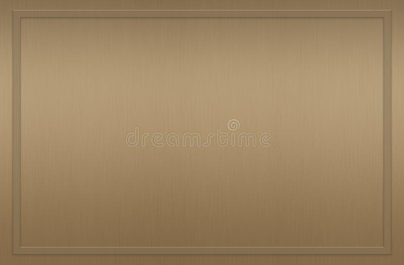 Rose Gold Background Perfect élégante pour ajouter le texte ou dans une présentation illustration stock