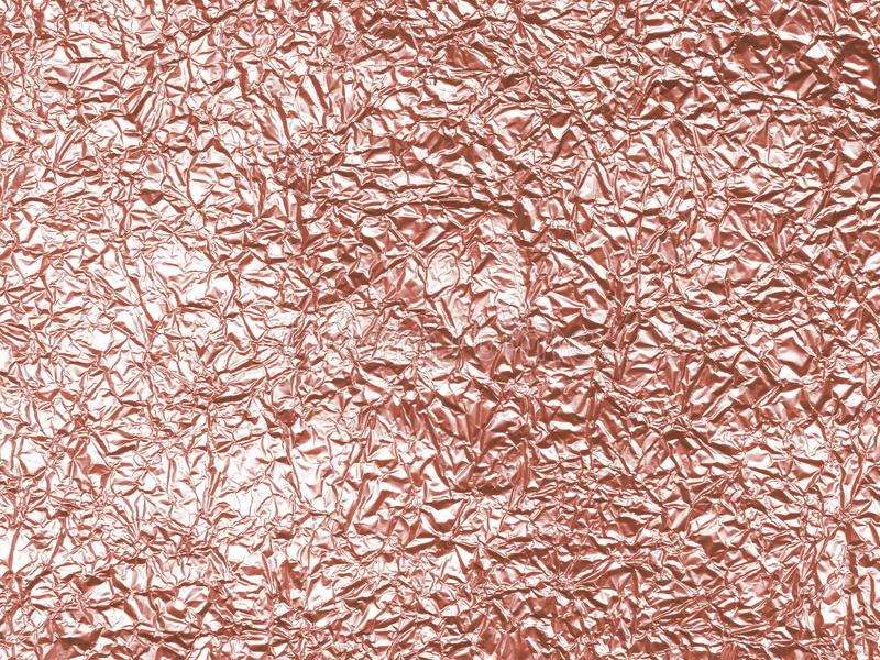 Rose gold - foil background texture royalty free stock photos