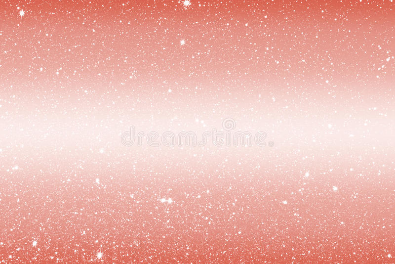 Rose gold glitter texture abstract background royalty free illustration