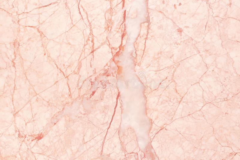 Rose gold marble texture background in natural pattern with high resolution, tiles luxury stone floor seamless glitter royalty free stock image