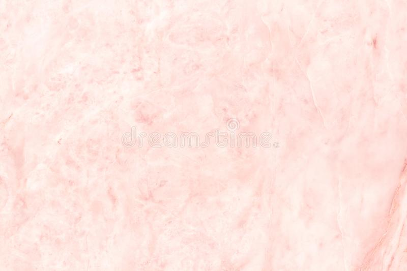 Rose gold marble wall texture for background and design art work, seamless pattern of tile stone with bright luxury.  stock photography