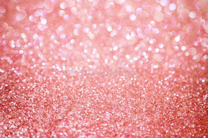 Rose gold shiny background stock images