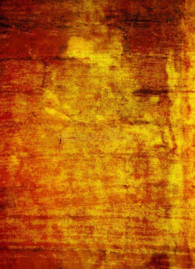 Rose Gold Textured Grunge Background imagen de archivo libre de regalías
