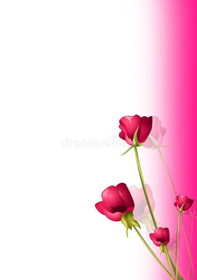 Download Rose Greetings Royalty Free Stock Images - Image: 4582389