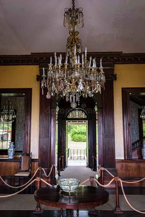 Rose Hall Great House em Montego Bay, Jamaica Atra??o tur?stica popular foto de stock royalty free