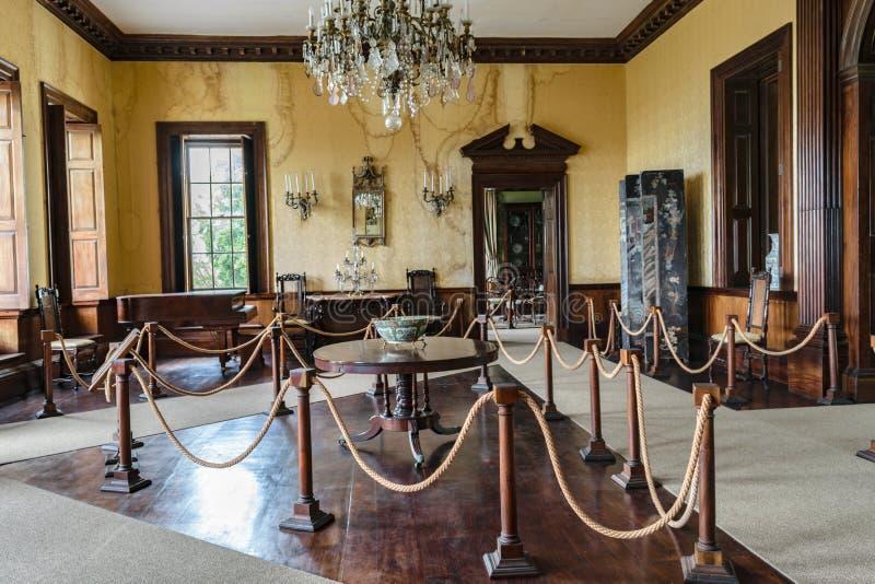 Rose Hall Great House em Montego Bay, Jamaica foto de stock royalty free