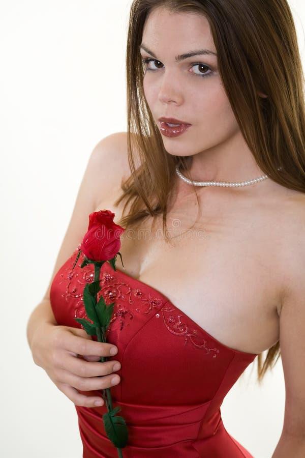 rose kobieta obraz royalty free