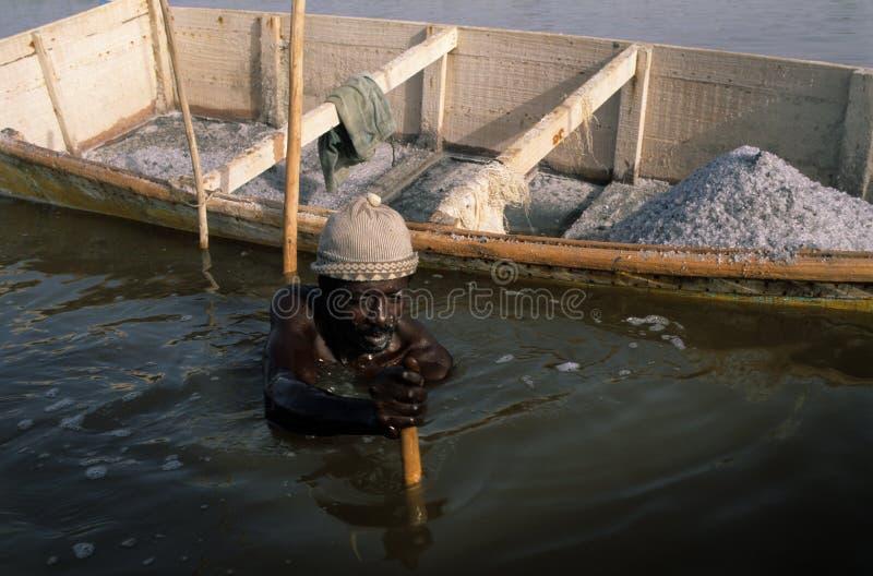 Download Rose lake - Senegal editorial photography. Image of economy - 24196467