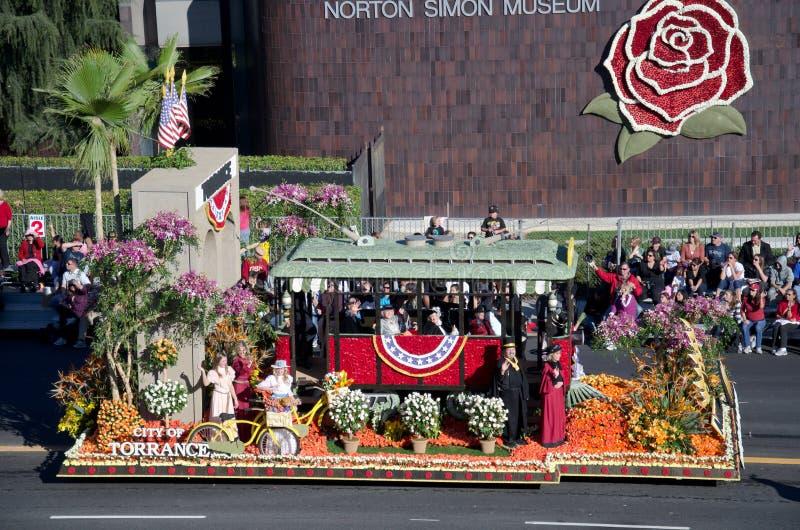 Rose Parade  lizenzfreie stockfotografie