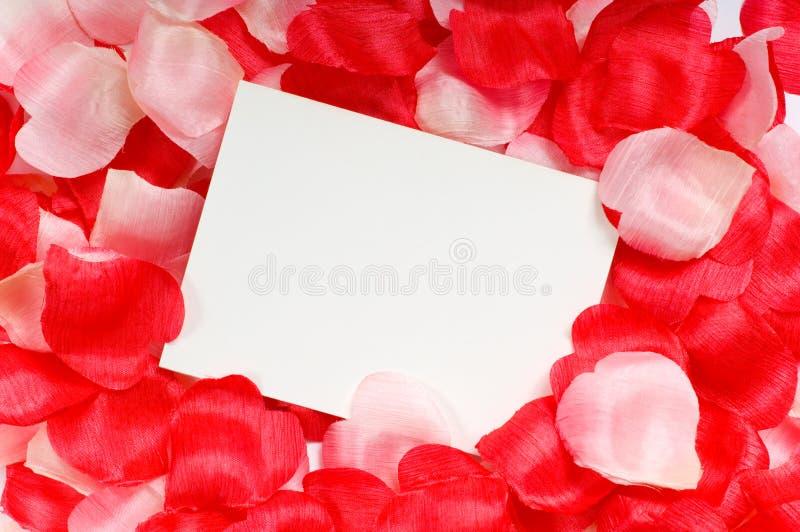 Rose Petal Notecard
