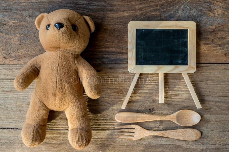 Rose roja Corazón del amor de la palabra Pares Teddy Bears foto de archivo libre de regalías