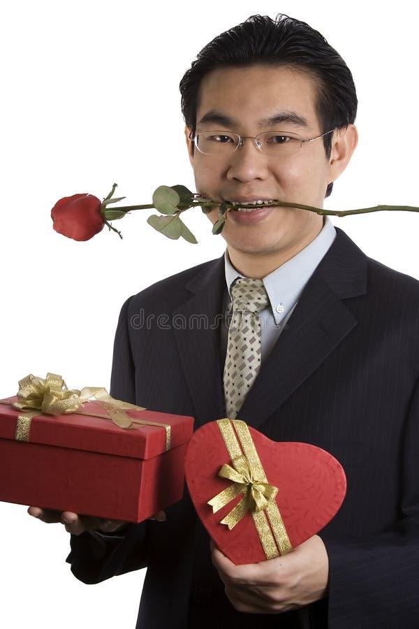 rose usta gospodarstwa zdjęcie royalty free
