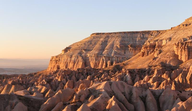 Rose Valley dans Cappadocia, Nevsehir, Turquie photographie stock