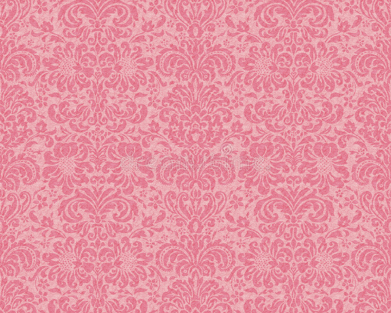 Download Rose victorianwallpaper stock illustrationer. Illustration av färger - 513779