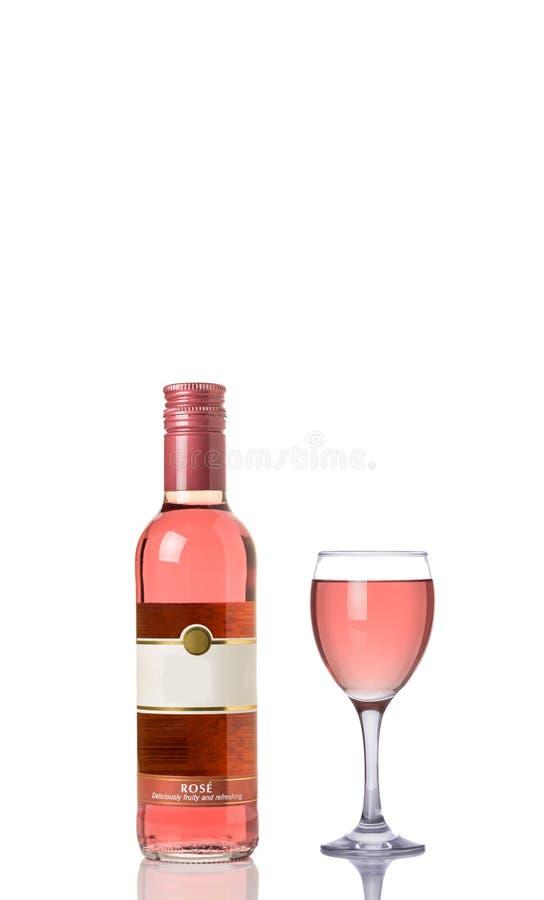 Rose Wine royalty-vrije stock foto