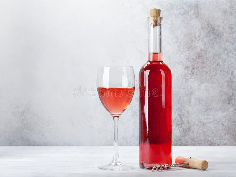 Rose Wine lizenzfreie stockfotos