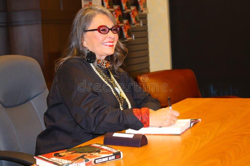 Roseanne Barr stockfotografie