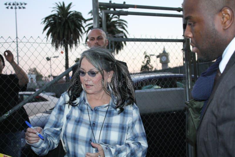 Roseanne Barr fotografia de stock