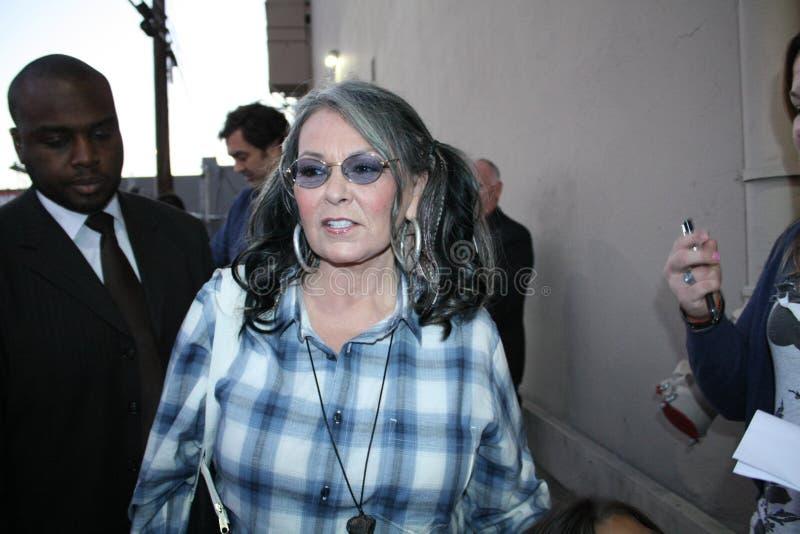 Roseanne Barr image libre de droits