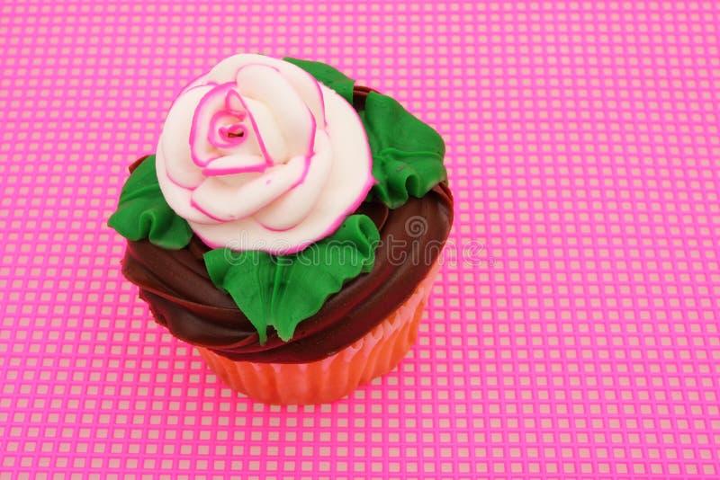 Download Rosebud Cupcake stock photo. Image of pastry, rose, dieting - 3412714