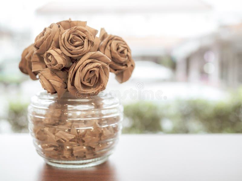 Rosees handcraft immagini stock