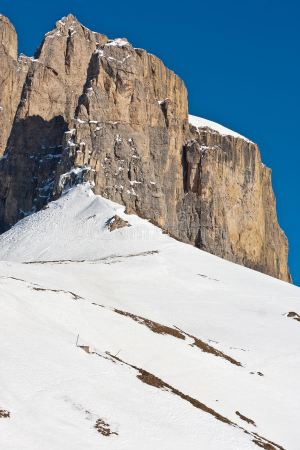 Rosegarten mountain in tirol