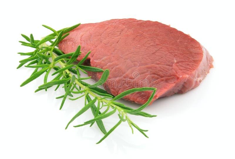 rosemary говядины стоковое изображение rf