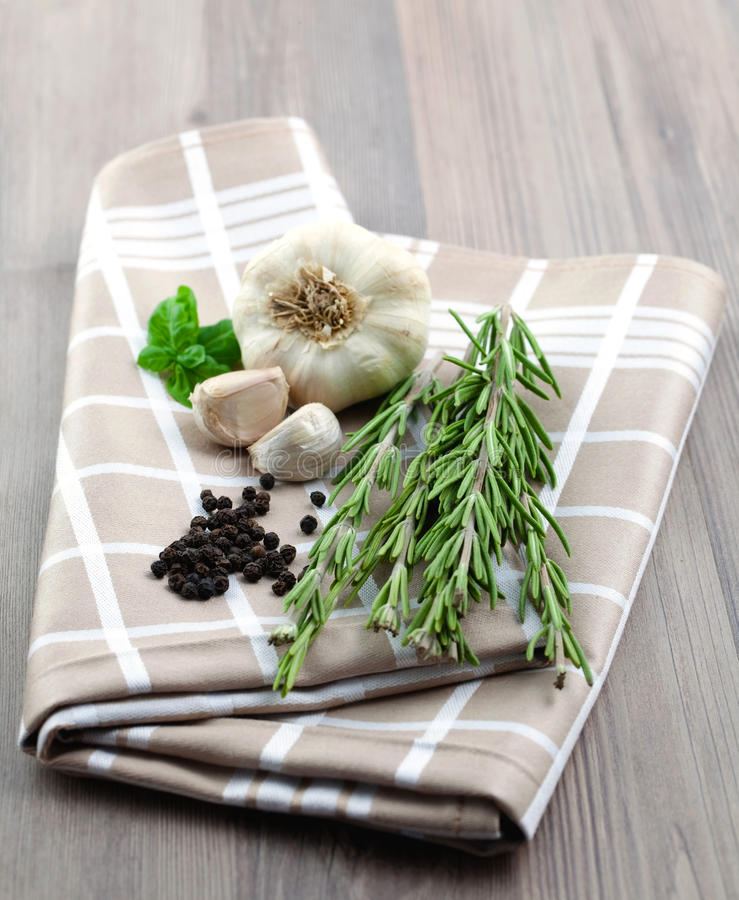 Free Rosemary And Condiment Stock Photos - 16230513