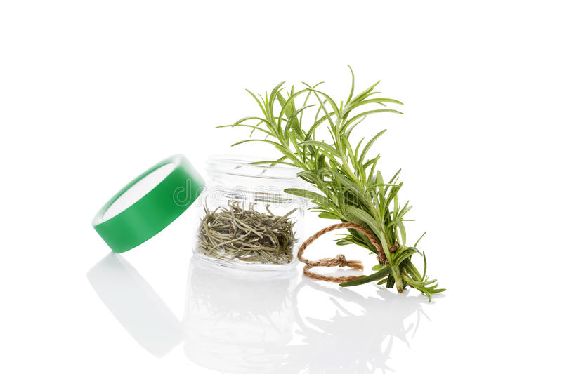 Rosemary, herbes aromatiques culinaires photos stock