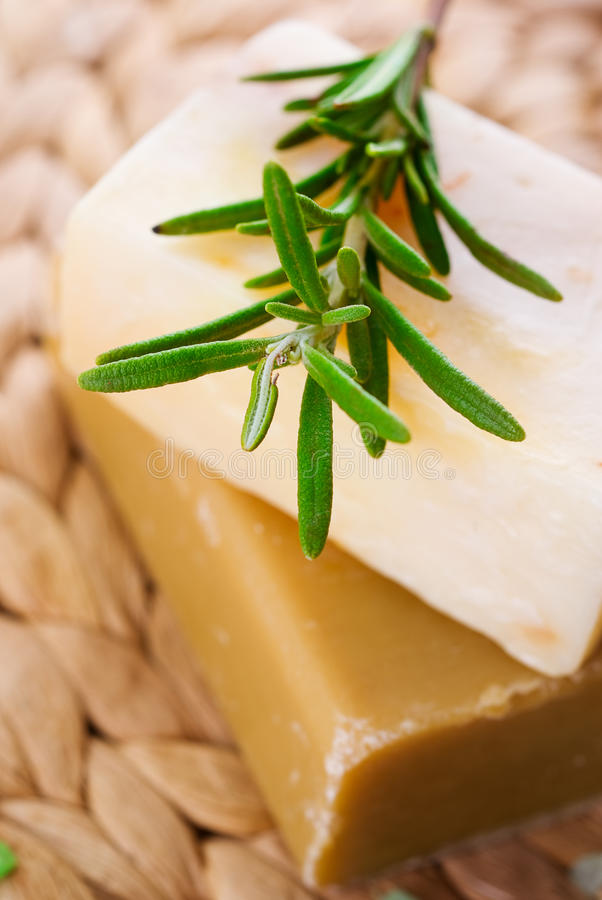Free Rosemary Soap Stock Photos - 10949953