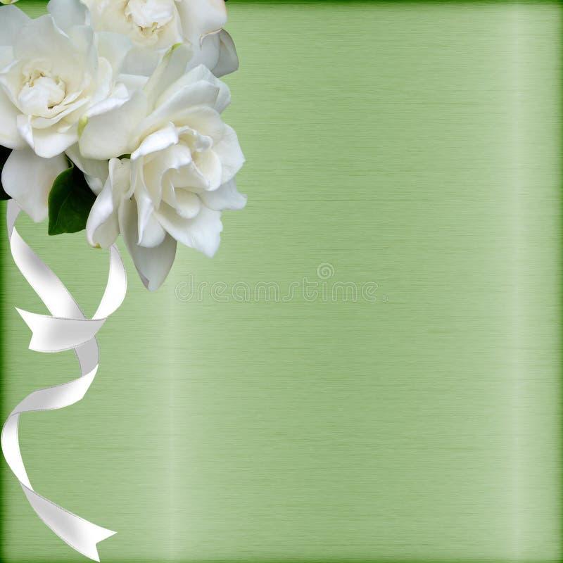 Rosen auf aufgetragenem Stahl stockbild