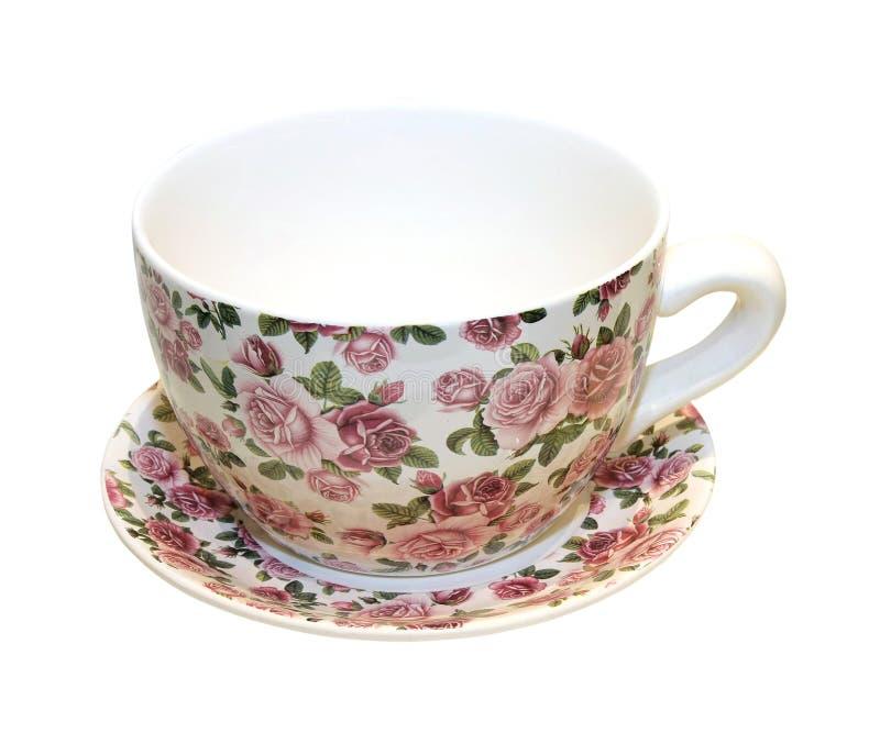 Rosen-Cup stockbild