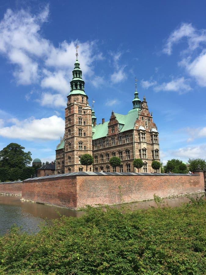 Rosenborg Castle - Κοπεγχάγη στοκ φωτογραφίες