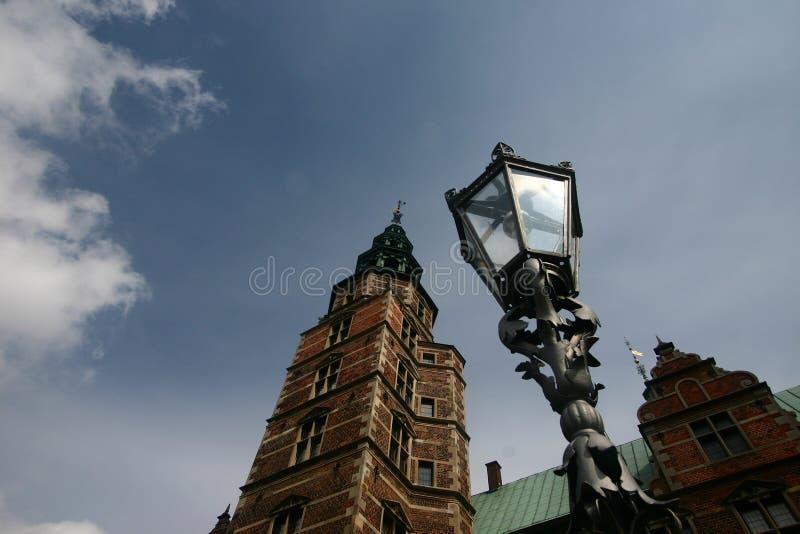 Rosenborg del castillo foto de archivo libre de regalías
