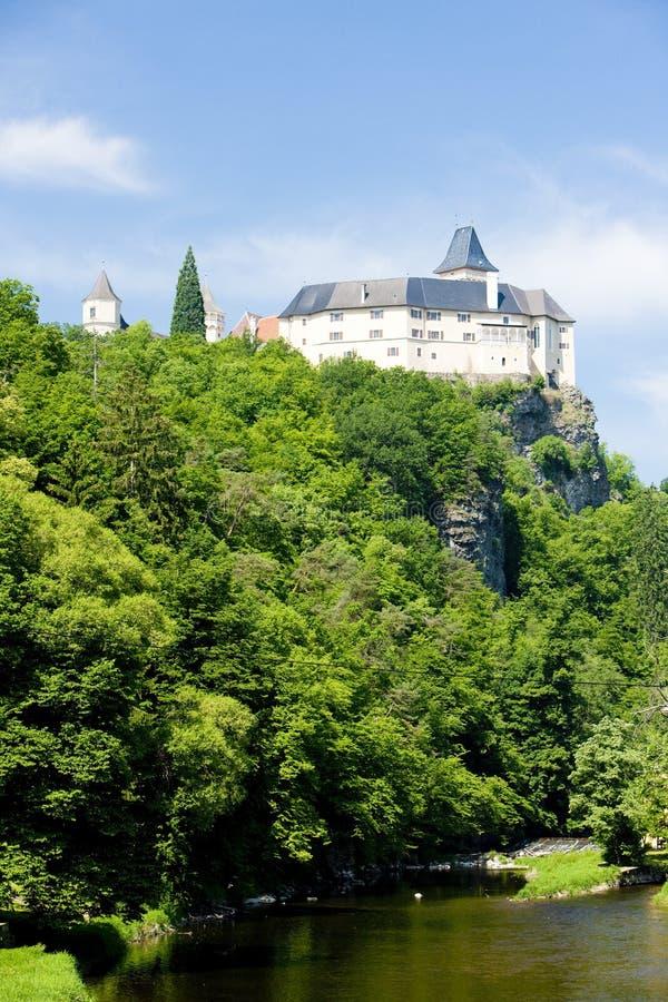 Rosenburg Schloss lizenzfreies stockbild