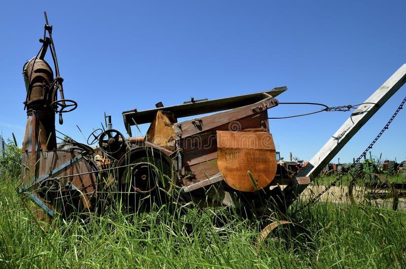 Rosenthal antykwarski kukurydzany rozdrabniacz zdjęcie royalty free