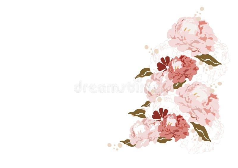 Download Roses stock illustration. Illustration of leaf, design - 22469327