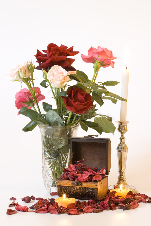 Free Roses Royalty Free Stock Images - 5379869