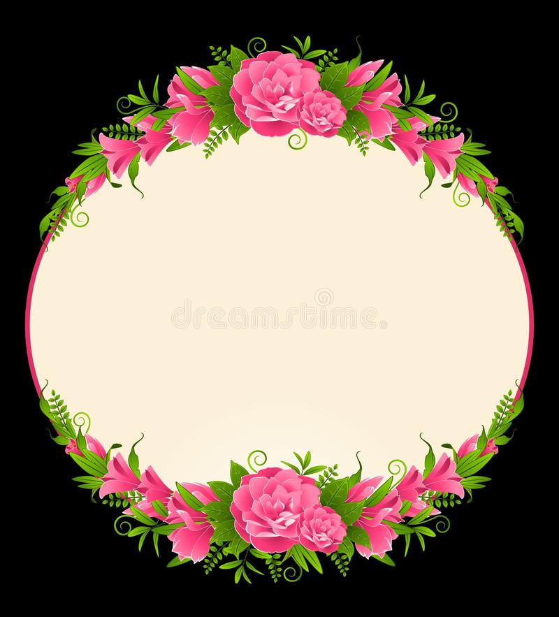 Download Roses  On Background. Royalty Free Stock Image - Image: 19503976