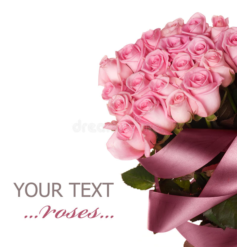 Download Roses Bouquet stock image. Image of gift, bunch, flower - 12320385