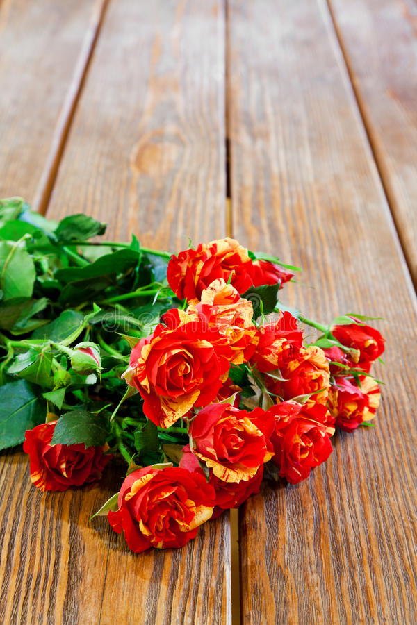 Download Roses bouquet stock image. Image of blooming, natural - 26135243
