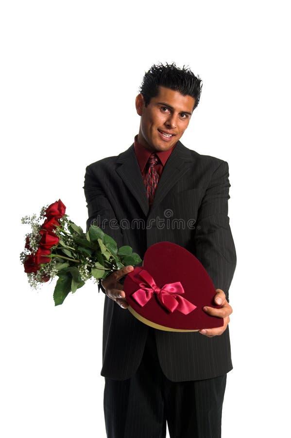 Roses et perles image libre de droits