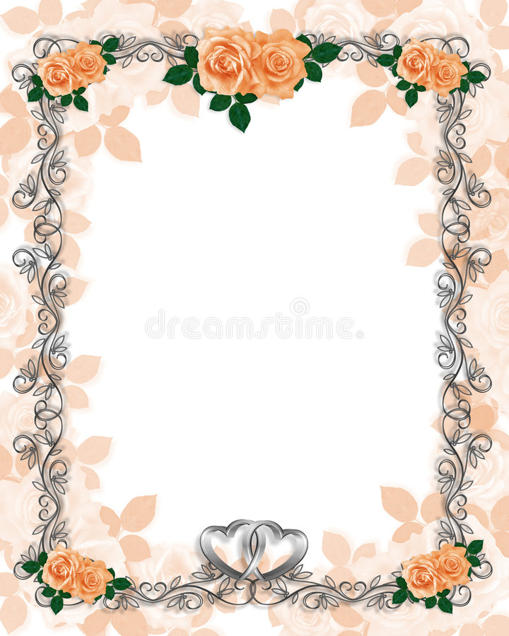 wedding borders templates