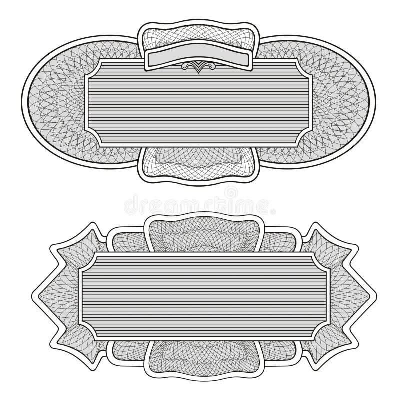 Rosetta 1 illustrazione di stock