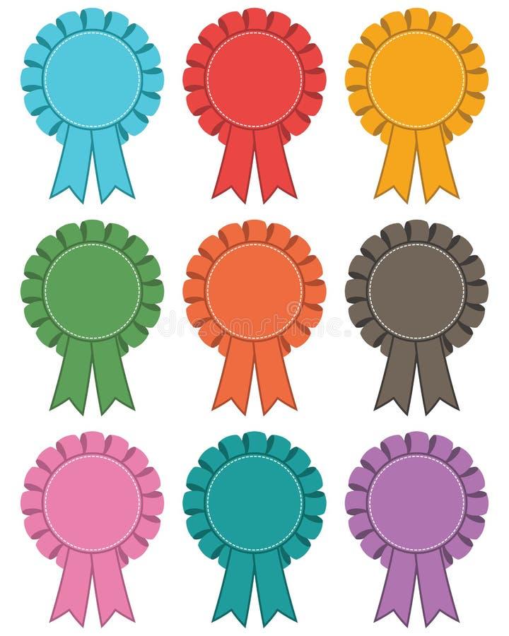 Free Rosette Decorations Stock Photos - 43838573